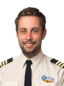 Daniel Hadler - Safety Manager & Grade 1 Flight Instructor