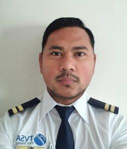 Albert Molina - Grade 2 Flight Instructor