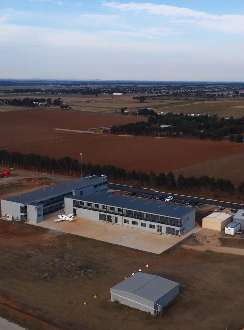 TVSA Pilot Training Facilities